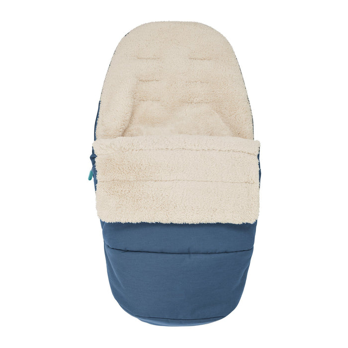 Maxi-Cosi 2-in-1 Footmuff - Essential Blue (2020) - Pushchair Expert