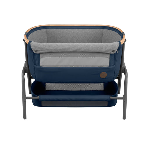 Maxi-Cosi Iora Co-Sleeper - Essential Blue - Pushchair Expert