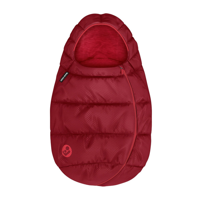 Maxi-Cosi Infant Carrier Footmuff - Essential Red - Pushchair Expert