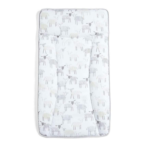 Mamas & Papas Essentials Changing Mattress - Sheep - Pushchair Expert