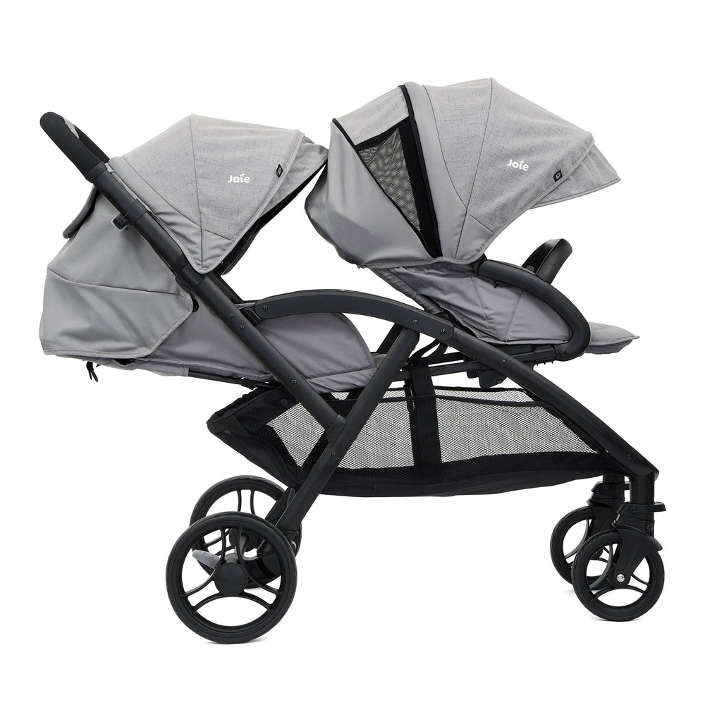 Joie Evalite Duo - Grey Flannel | Pushchair Expert