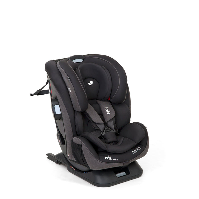 Joie Every Stage FX Group 0+/1/2/3 car seat - Coal - Pushchair Expert