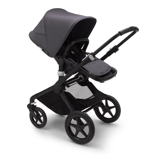 Bugaboo Fox 2 Complete - Black/Steel Blue