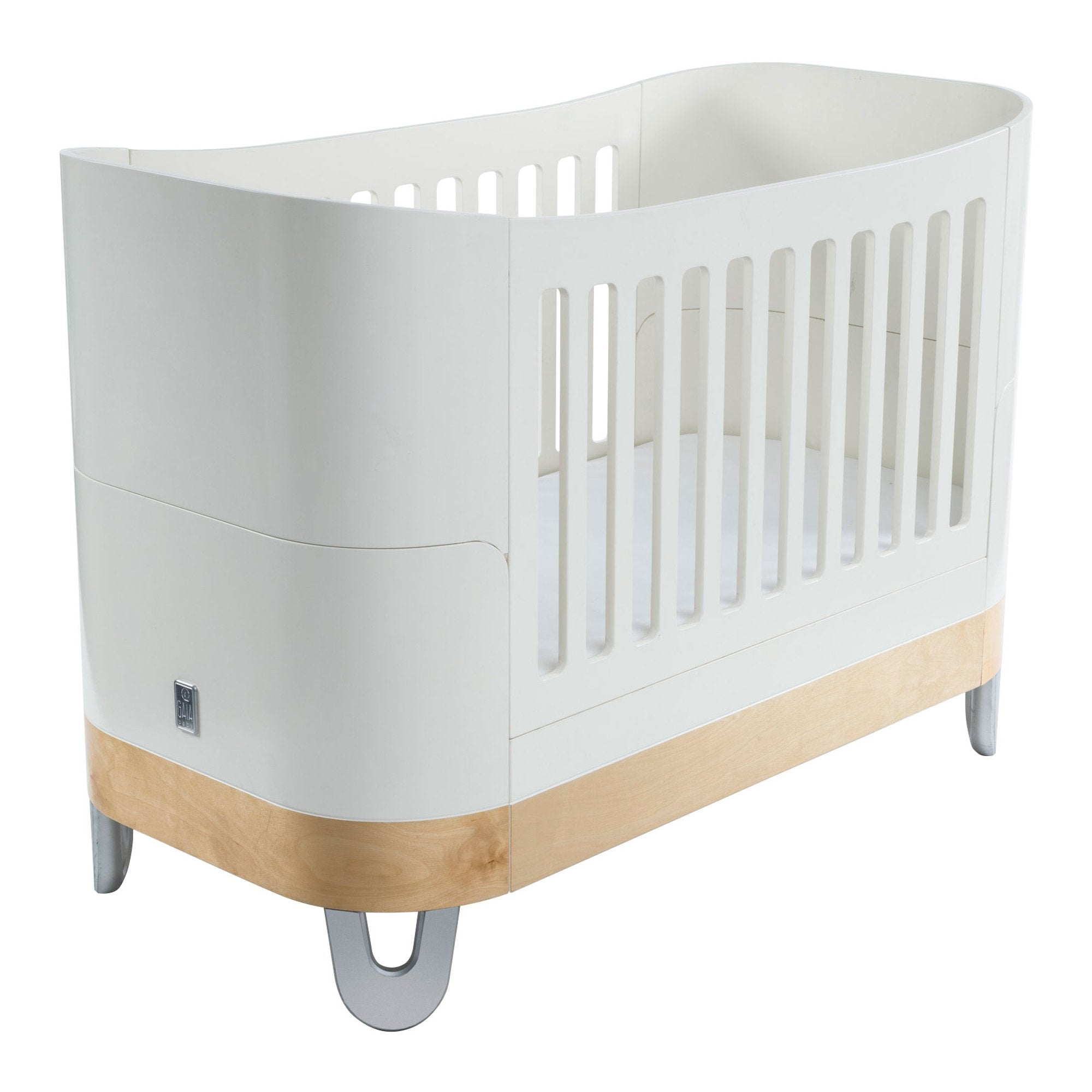 Gaia Serena Complete Sleep+ /Mini White/Natural - Pushchair Expert