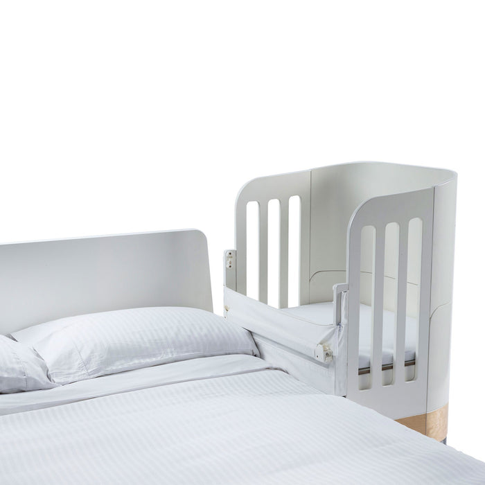 Gaia Serena Complete Sleep+ /Co-Sleep White/Natural - Pushchair Expert