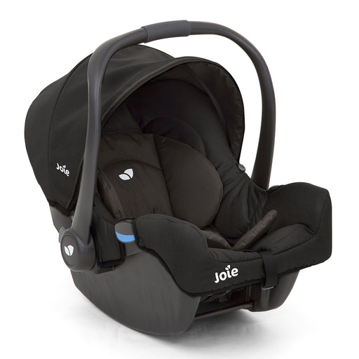 Joie Gemm Group 0+ car seat  - Ember (black) - Pushchair Expert