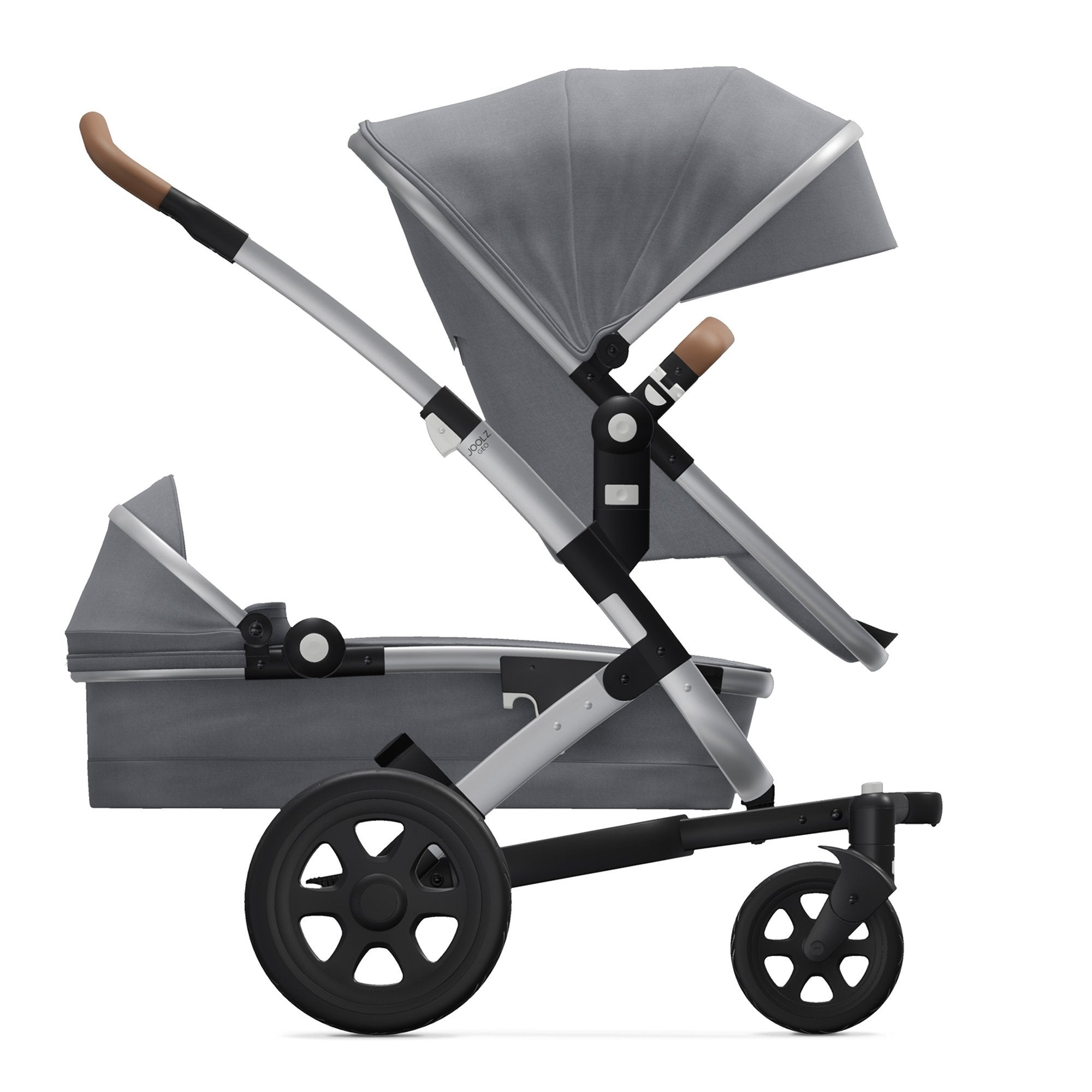 Joolz Geo 2 Duo Gorgeous Grey - Pushchair Expert