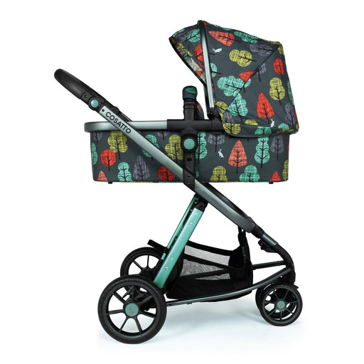 Cosatto Giggle 3 - Hare Wood - Pushchair Expert