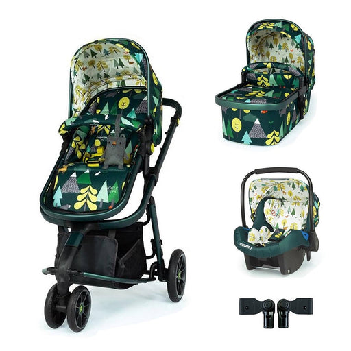 Cosatto Giggle 3 Travel System Bundle - Into The Wild - Pushchair Expert