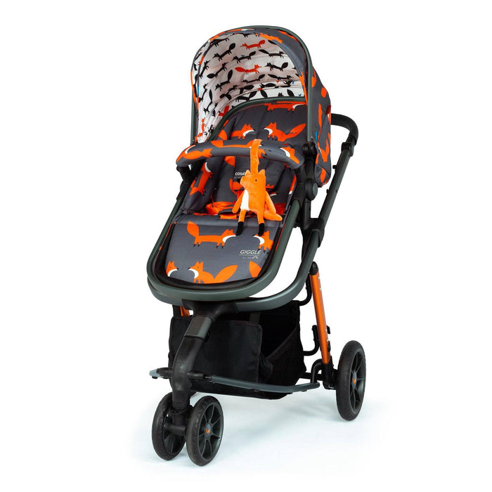 Cosatto Giggle 3 - Mister Fox - Pushchair Expert