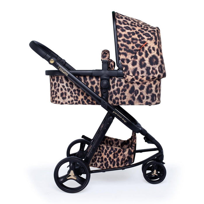 Cosatto Giggle 3 Travel System  Bundle Paloma Faith Hear Us Roar - Pushchair Expert