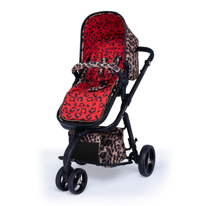 Cosatto Giggle 3 Whole 9 Yards Port Isofix Bundle - Paloma Faith Hear Us Roar - Pushchair Expert