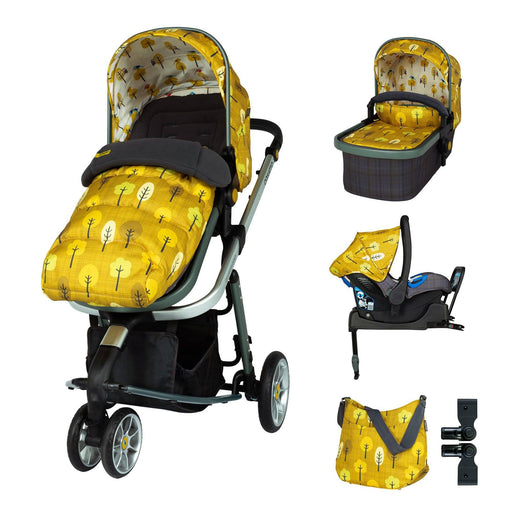 Cosatto Giggle 3 Whole 9 Yards Bundle - Spot The Birdie - Pushchair Expert