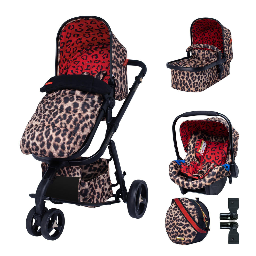 Cosatto Giggle 3 Port Marvellous Bundle - Paloma Faith Hear Us Roar - Pushchair Expert