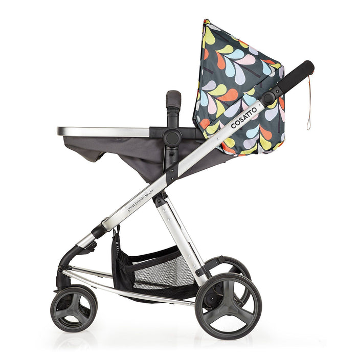 Cosatto Giggle Mix Whole 9 Yards Hold Isofix Bundle