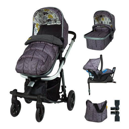 Cosatto Giggle Quad Whole 9 Yards Bundle - Fika Forest - Pushchair Expert