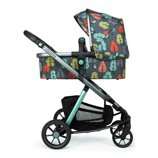 Cosatto Giggle Quad Hare Wood - Pushchair Expert