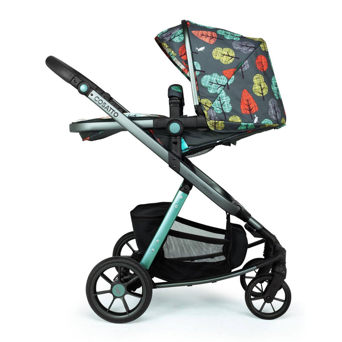 Cosatto Giggle Quad Hare Wood
