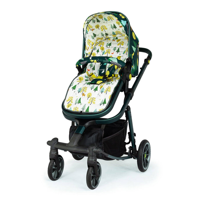 Cosatto Giggle Quad i-Size Bundle - Into the Wild
