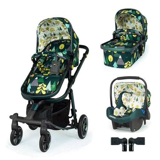 Cosatto Giggle Quad Travel System Bundle Into The Wild - Pushchair Expert