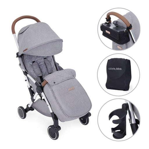 Ickle Bubba Globe Stroller Prime - Pushchair Expert