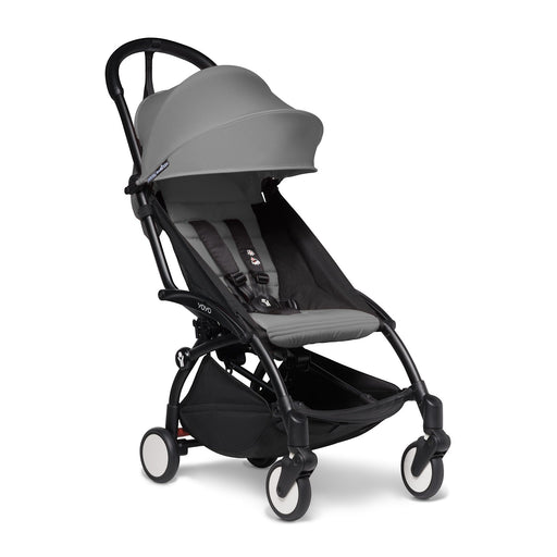 Babyzen YOYO 2 - Grey - Pushchair Expert