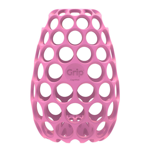 Cognikids Grip Baby Bottle Gripper - Flamingo