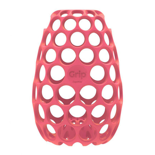 Cognikids Grip Baby Bottle Gripper - Rose