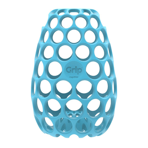 Cognikids Grip Baby Bottle Gripper - Sky