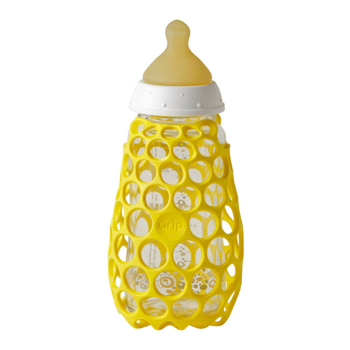 Cognikids Grip Baby Bottle Gripper - Sunshine