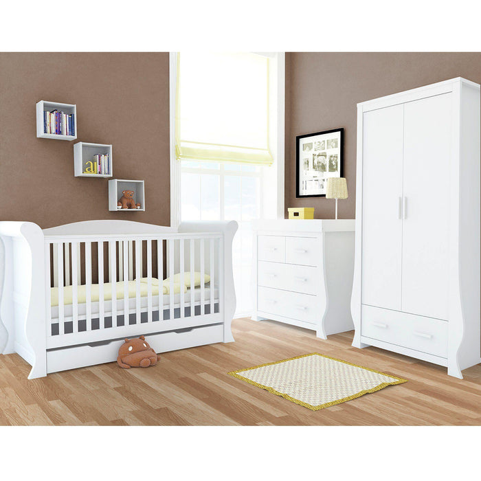 BabyStyle Hollie Sleigh Bed