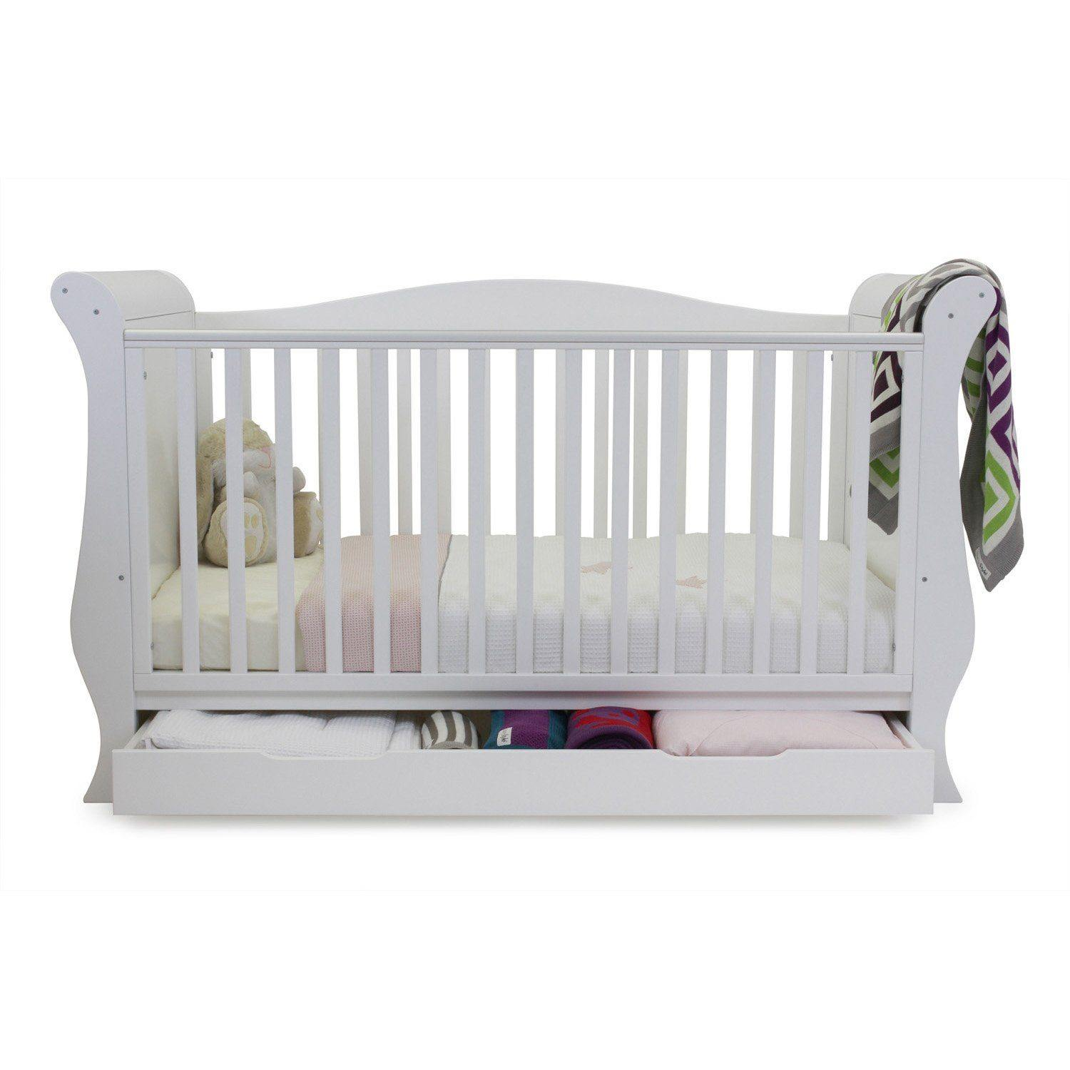 BabyStyle Charnwood Hollie Sleigh Bed - Pushchair Expert