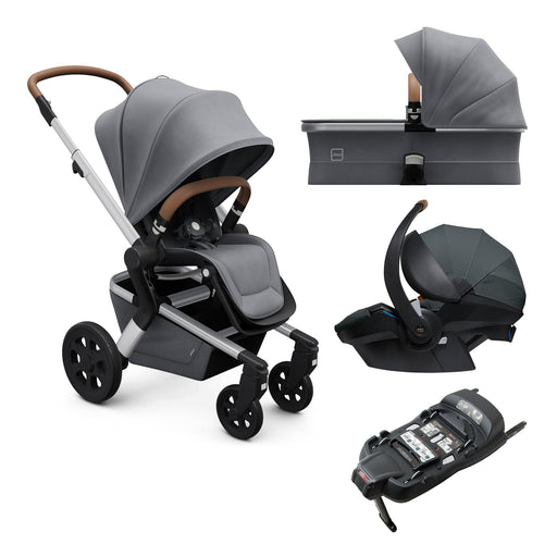 Joolz Hub Travel System Gorgeous Grey