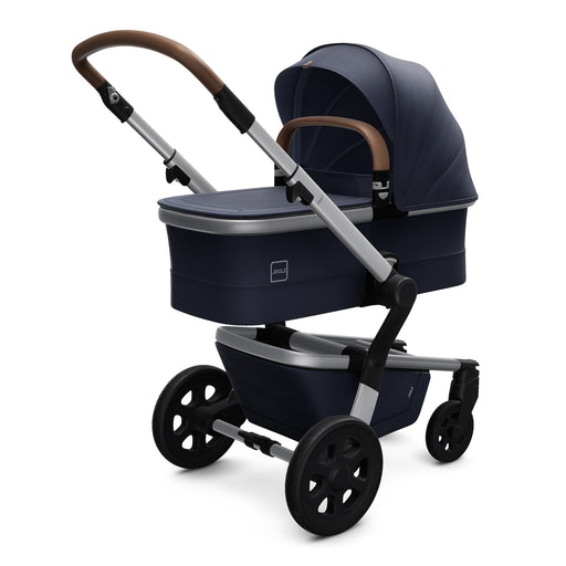 Joolz Hub with Carrycot Classic Blue - Pushchair Expert