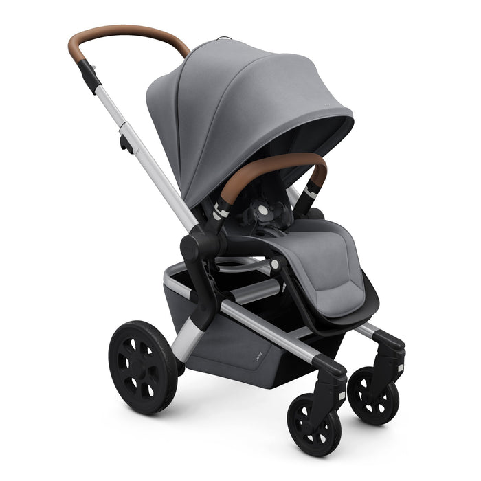 Joolz Hub with Cocoon Gorgeous Grey - Pushchair Expert