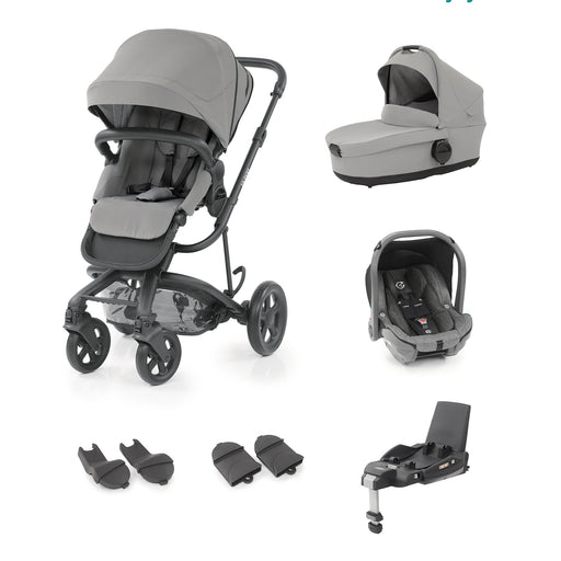 BabyStyle Hybrid2 Pushchair 6 piece travel system - Mist