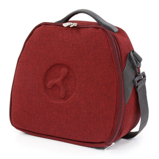 BabyStyle Hybrid Changing Bag - Lava Red - Pushchair Expert