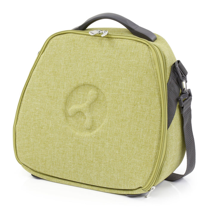BabyStyle Hybrid Changing Bag - Pistachio - Pushchair Expert