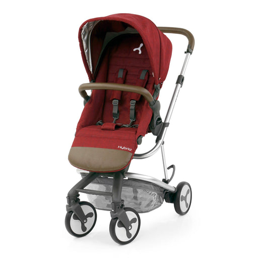 BabyStyle Hybrid City + Carrycot - Pushchair Expert