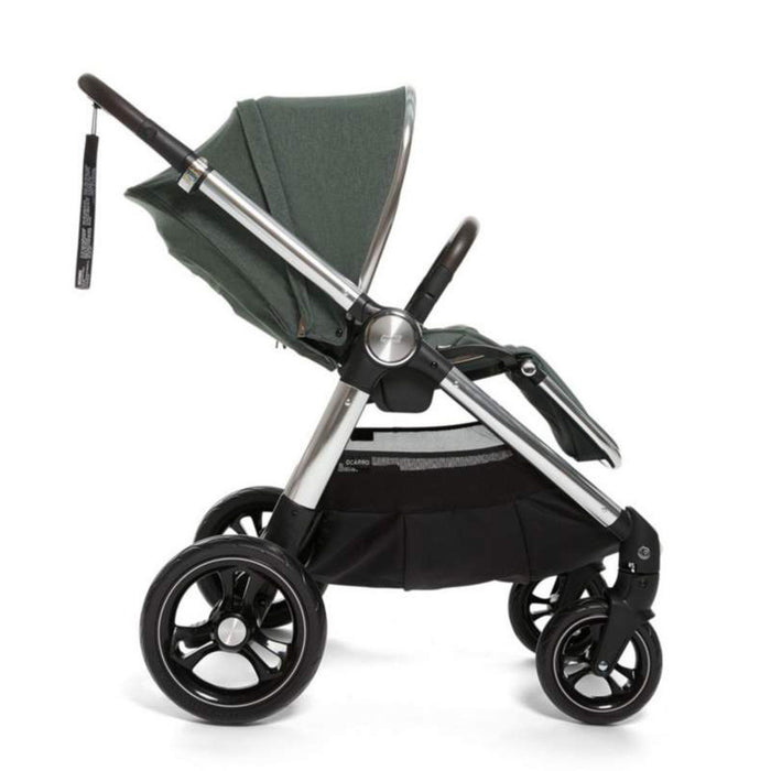 Mamas & Papas Ocarro Travel System - Starter Kit - Inky Teal - Pushchair Expert
