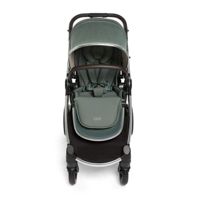 Mamas & Papas Ocarro Travel System - Essentials Kit - Inky Teal - Pushchair Expert