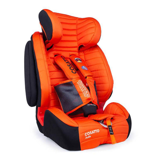 Cosatto Judo Group 1/2/3 car seat - Spaceman - Pushchair Expert