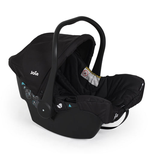 Joie Juva Classic Group 0+ infant car seat - Black Ink - Pushchair Expert