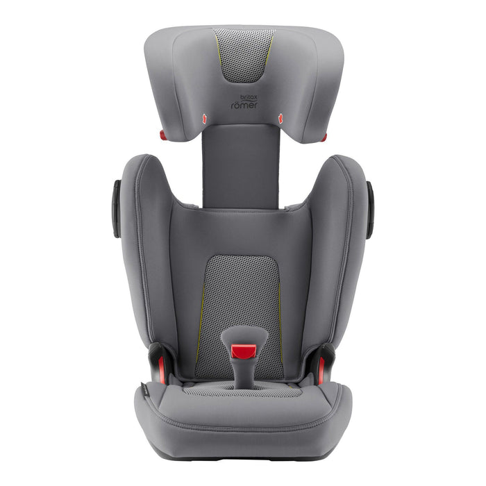 Britax Römer Kidfix III M Group 2/3 high-back booster car seat - Cool Flow Silver