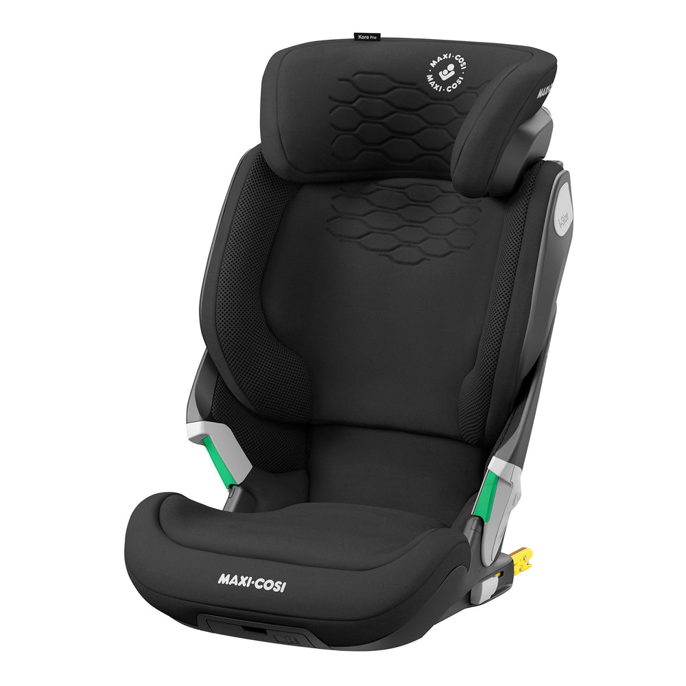Maxi-Cosi Kore Pro i-Size high-back booster - Authentic Black - Pushchair Expert