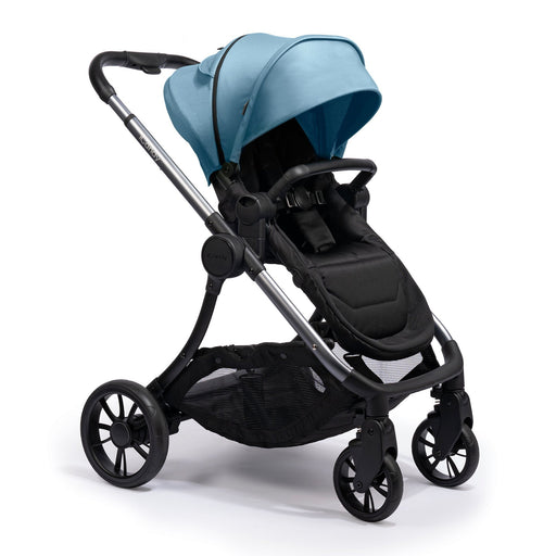 iCandy Lime Pushchair and Carrycot - Moonrock/Glacier - Pushchair Expert