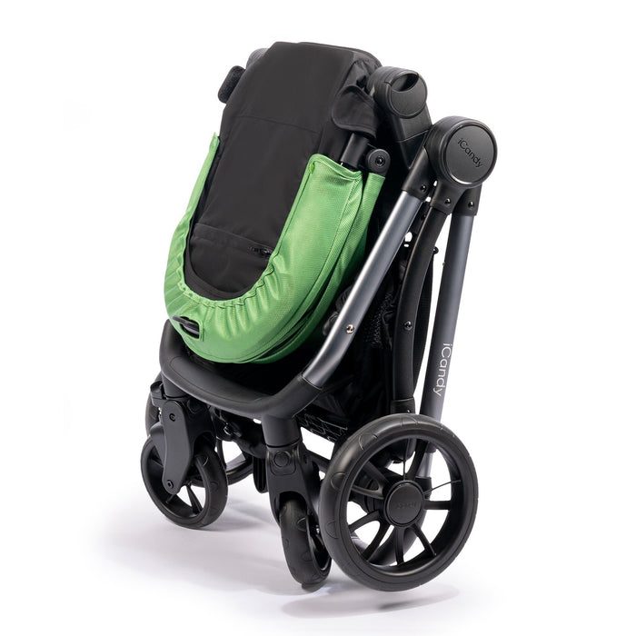 iCandy Lime Plus - Moonrock/Lime - Pushchair Expert