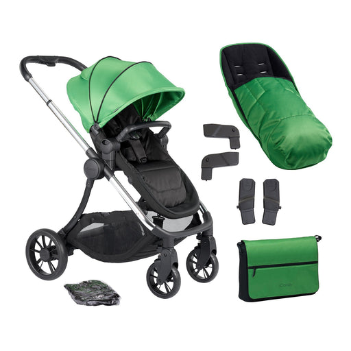 iCandy Lime Plus - Chrome/Lime - Pushchair Expert