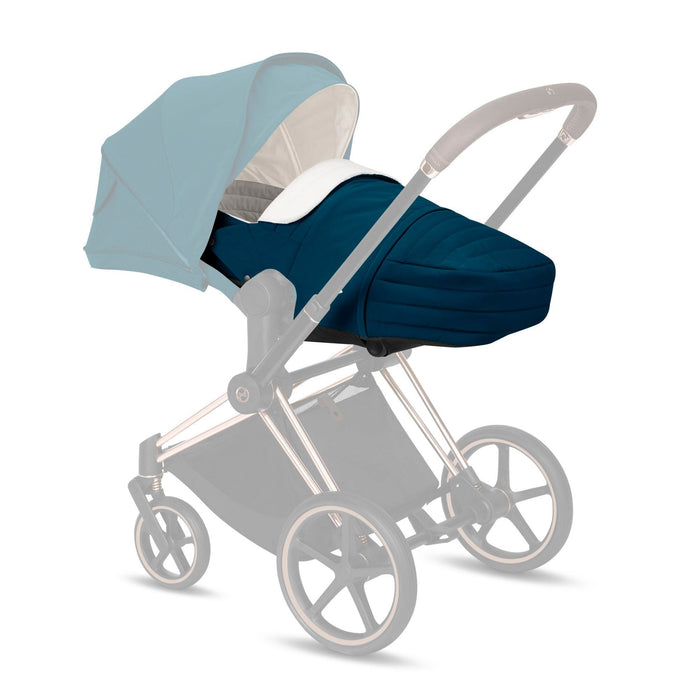 Cybex Platinum Lite Cot - Mountain Blue