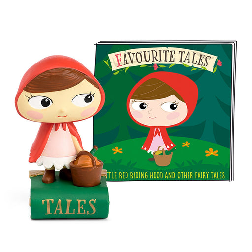 Tonies Little Red Riding Hood and other fairy tales - Pushchair Expert